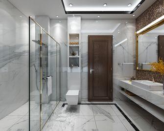 140平米三室两厅中式风格卫生间效果图