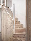 富裕型140平米三室两厅北欧风格楼梯装修效果图