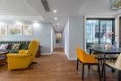 140平米四室两厅美式风格玄关图