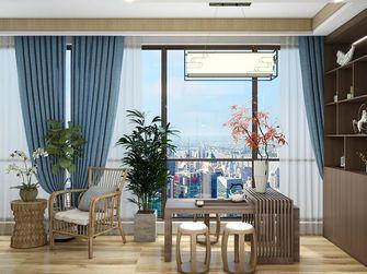 140平米四中式风格阳台图片大全