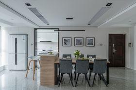 30平米以下超小戶型現代簡約風格餐廳裝修效果圖
