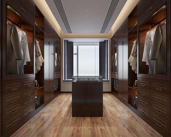 140平米四中式风格衣帽间欣赏图