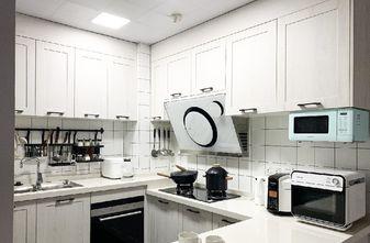 90平米三北欧风格厨房效果图