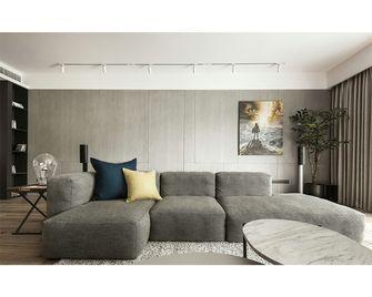 140平米四室五厅北欧风格客厅图片大全