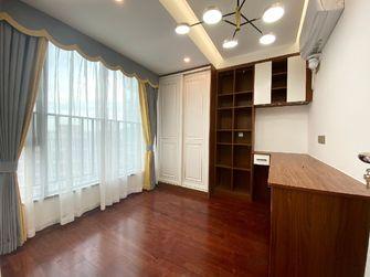 90平米三室两厅新古典风格储藏室欣赏图