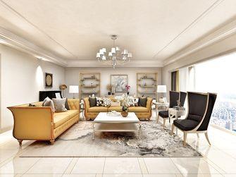 新古典风格客厅图