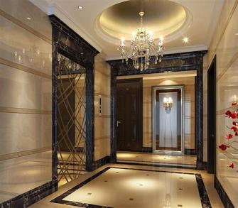 140平米四室三厅新古典风格玄关装修效果图