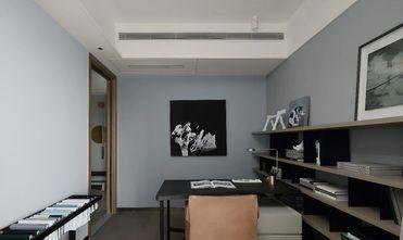 140平米四室两厅北欧风格书房图片大全