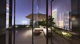 140平米复式美式风格阳台设计图