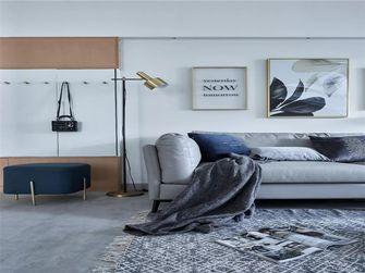 90平米三室一厅宜家风格客厅图