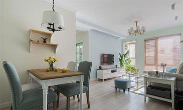 100平米三美式风格客厅装修案例