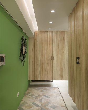 70平米三室一厅现代简约风格玄关图片
