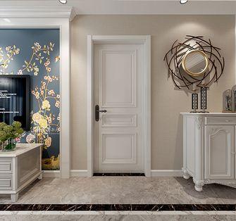 140平米三室三厅新古典风格客厅图片大全