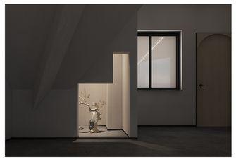 140平米复式现代简约风格储藏室图
