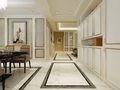 140平米三室三厅美式风格走廊图