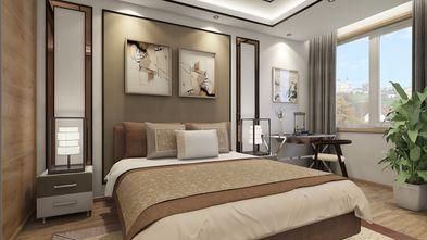 80平米中式风格卧室装修图片大全