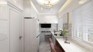 100平米现代简约风格厨房图片