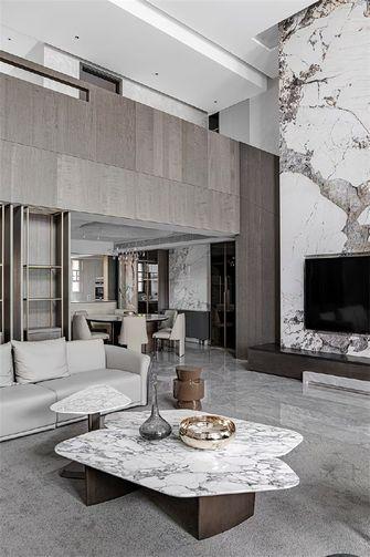 80平米新古典风格客厅装修图片大全