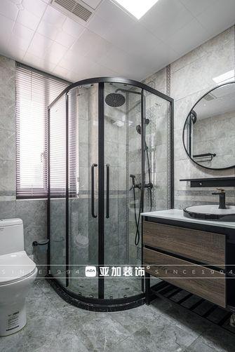 130平米三中式风格卫生间效果图