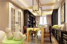 140平米别墅混搭风格书房家具图片