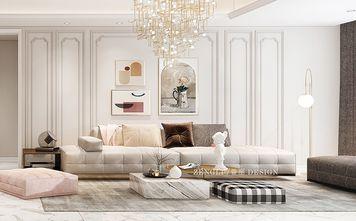140平米四室两厅法式风格客厅装修效果图