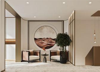 140平米四室一厅中式风格阳台装修效果图