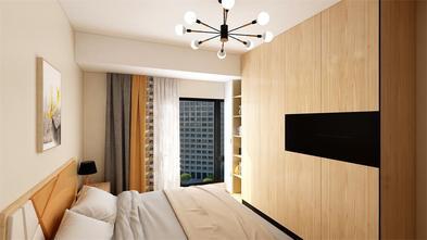 90平米四室两厅北欧风格卧室装修案例