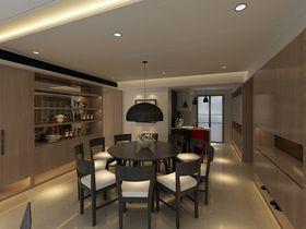 豪华型140平米三室一厅现代简约风格厨房设计图