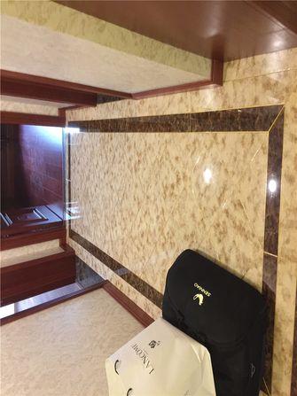 豪华型130平米四室两厅美式风格走廊图