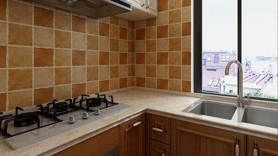 90平米三地中海风格厨房图片大全
