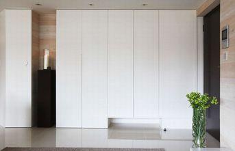 70平米公寓日式风格客厅图