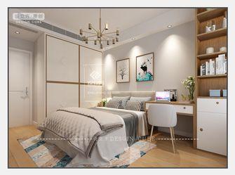 120平米四室一厅宜家风格卧室效果图