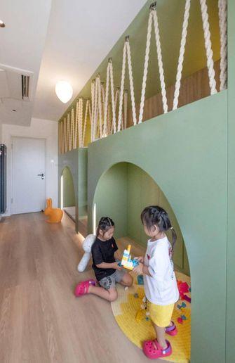 100平米现代简约风格儿童房装修案例