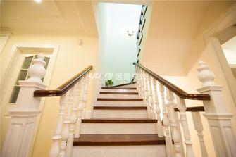 15-20万140平米别墅美式风格楼梯图片大全