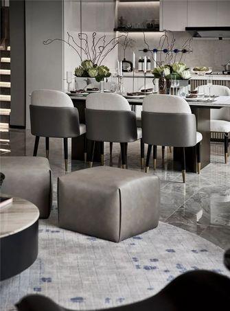 140平米四宜家风格餐厅装修案例