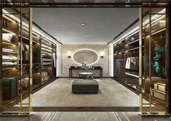 130平米四室两厅新古典风格衣帽间图