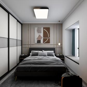 90平米三宜家风格卧室效果图
