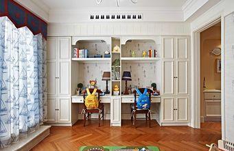 130平米复式地中海风格儿童房图