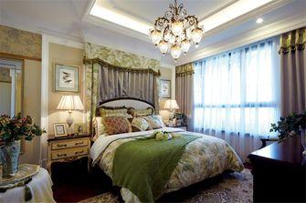 140平米三室两厅混搭风格卧室家具图片大全