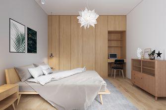 70平米公寓宜家风格卧室效果图