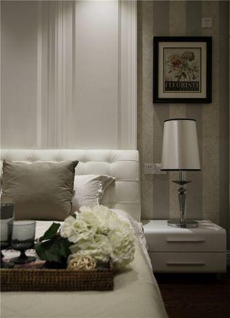 110平米美式风格卧室图片