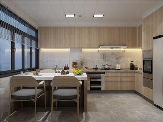 140平米别墅日式风格厨房设计图