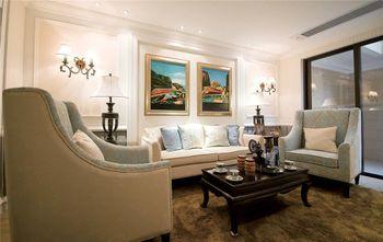 5-10万90平米三室一厅地中海风格阳光房图片大全