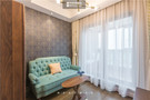 140平米别墅新古典风格阳光房装修案例