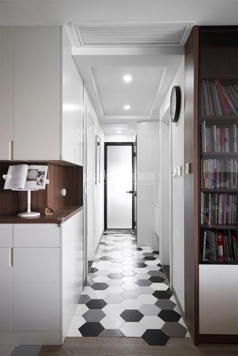 70平米三室两厅现代简约风格走廊装修效果图