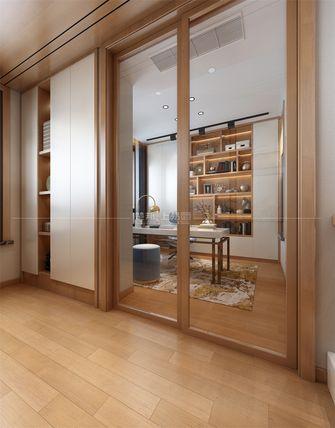 140平米别墅日式风格书房图