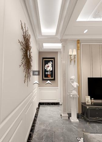 120平米三室两厅欧式风格玄关装修效果图