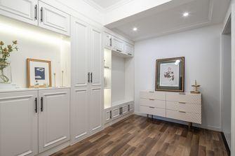110平米三室一厅欧式风格储藏室装修案例