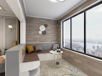 110平米三美式风格阳台装修效果图