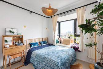 70平米一居室东南亚风格卧室效果图
